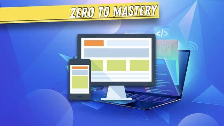 The Complete Web Developer in 2021: Zero to Mastery